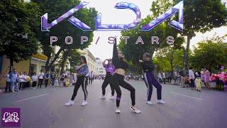 [LOL DANCE IN PUBLIC CHALLENGE] K/DA - POP/STARS Dance Cover by CetB Crew from Vietnam