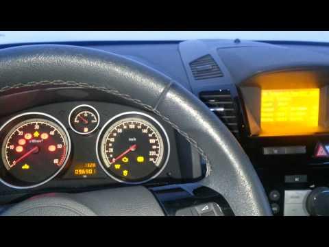 Opel Zafira B дизель заводиться и в 30 градусов.mp
