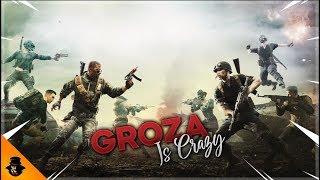 GROZA IS CRAZY | STR乛KarmaYT | PUBG Mobile 0.14