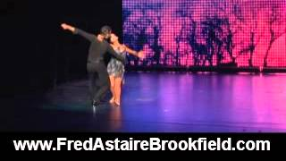 "Alina & Collin Dance to ""Bound to You"" Christina Aguilera"