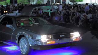 Back to the Future | Live Reenactment at Twin Pines Mall | 2010