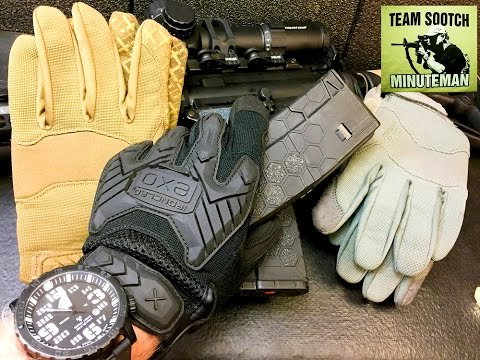 EXO Tactical Glove Review