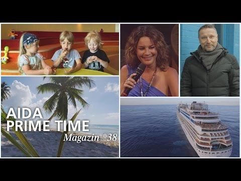 AIDA Prime Time Magazin #38