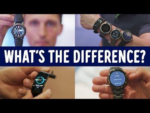 Aktivitetsmålere, sportsure og smartwatches – hvad er forskellen?