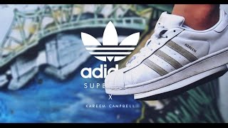 ADIDAS SUPERSTAR/KAREEMS | SUPREME | ON FEET (Toronto Edition)