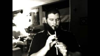 Cooley's Reel on Tin Whistle