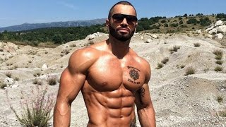 Bodybuilding Motivation Music - BUGATTI - Rob Bailey and The Hustle Standard - Lazar Angelov Fitness