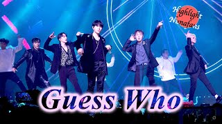 "[하사누] HIGHLIGHT CELEBRATE Concert "" GUESS WHO"" (4K multi)"