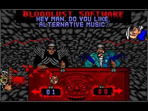 Nogginknockers (Bloodlust Software) (MS-DOS) [1993]