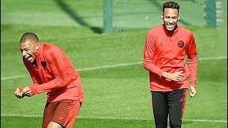 Funny Moments In Traning #3 ● Mbappe, Neymar, C.Ronaldo, Diego Costa