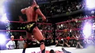 WWE The Rock 2002 Theme w/ 2011 Tron