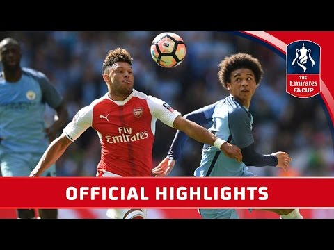 Arsenal 2-1 Manchester City - Emirates FA Cup 2016/17 (Semi-Final) | Official Highlights