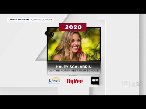 Senior Spotlight- Haley Scalabrin