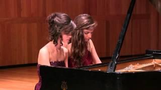 Wistful Waltz, Piano Duet for 4 Hands