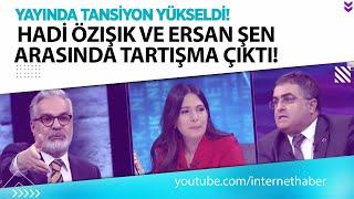 HABERTÜRK'TE ALİ BABACAN TARTIŞMASI!