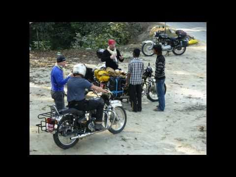 Royal Enfield Motorcycle Ride in NEPAL (#2)