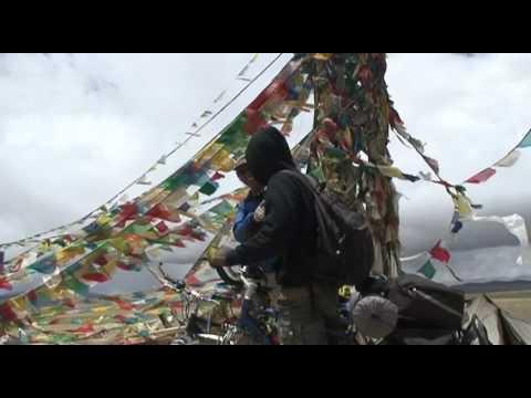 Cycling Tibet Part3-Episode 56 sd