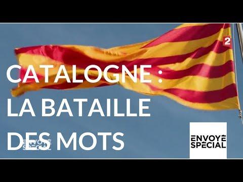 nouvel ordre mondial | Envoyé spécial. Catalogne la bataille des mots - 14 décembre 2017 (France 2)
