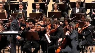 DRESS REHEARSAL OF THE SECOND MOVEMENT OF SYMPHONY No. 7 BY BEETHOVEN