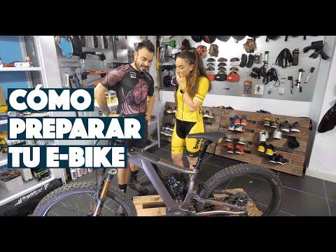 BICI ELÉCTRICA: CÓMO PERSONALIZAR TU E-BIKE | Valentí Sanjuan y Laura Celdrán
