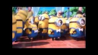 YMCA - Minions Song - (Despicable Me 2)