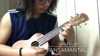 Pansamantala Ukulele FINGERSTYLE by Callalily