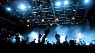 SUBSONICA - VELENO LIVE 22/07/11 ARENILE DI BAGNOLI (NAPOLI)