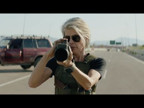 Terminator: Destino oscuro - Trailer español (HD)