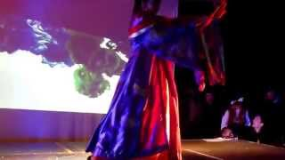 "Nanami - Kagura dance ""Kamisama Hajimemashita"""