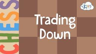 Chess: Trading Down When Ahead