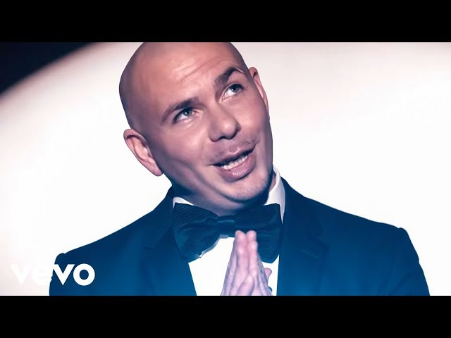 "Videoclip oficial de Pitbull con Ne-Yo ""Time of our lives"""