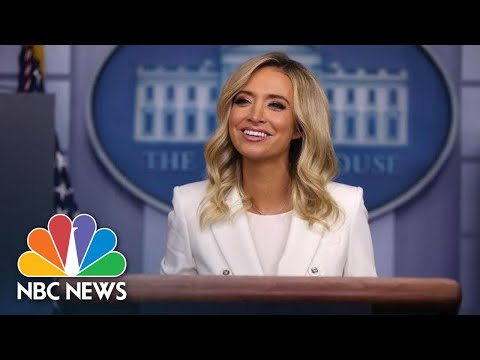 White House Holds Press Briefing | NBC News