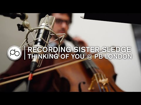 Recording a Classic: Sister Sledge - Thinking of You