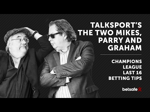 Champions League Betting Tips 21/22 Feb - The Two Mikes