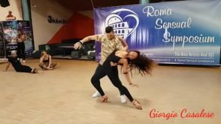 Daniel y Desirée - Slip (Masterclass) - Roma Sensual Symposium 2016