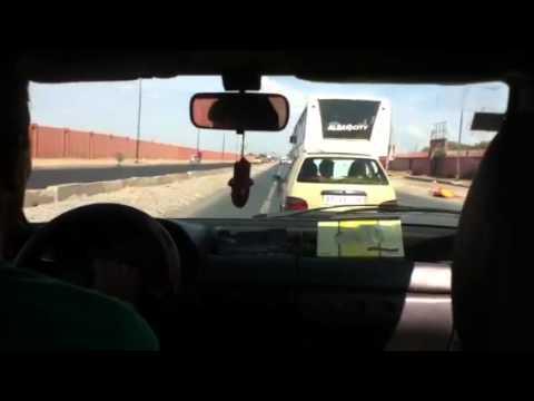 Moroccan cab ride pt2