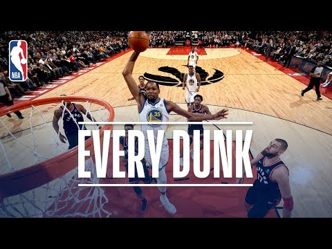 Manu Ginobili, De'Aaron Fox, and Every Dunk From Saturday | January 13, 2018