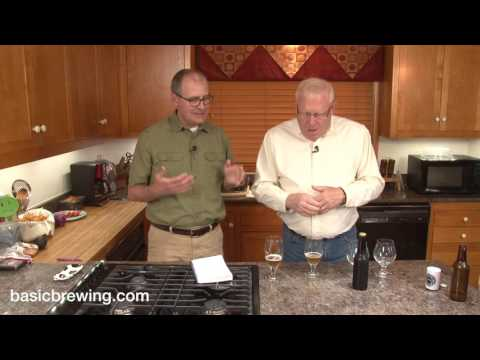 Session Rye ESB and Porter - Basic Brewing Video - July 4, 2016