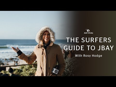 The Surfer?s Guide to Jeffrey?s Bay
