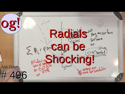Radials can be Shocking! (#496)