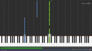 Martin Solveig ft. Dragonette - Hello Piano Tutorial & Midi Download