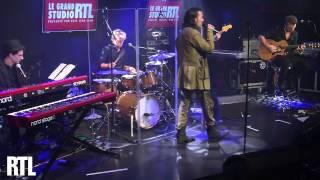Florent Pagny - Le Soldat en live dans le Grand Studio RTL - RTL - RTL