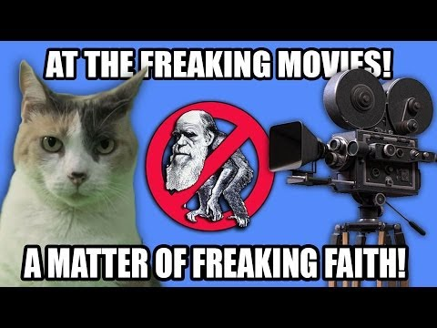 At The Freaking Movies : A Matter Of Freaking Faith!