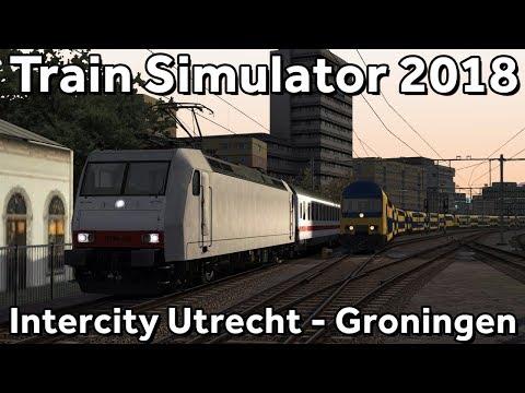 Train Simulator 2018 Utrecht Centraal  Amersfoort  Harderwijk met ChrisTrains NS DDZ