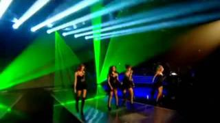 The Saturdays All fired up Karaoke/Official Instrumental