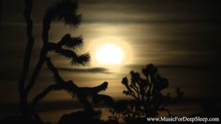 Moonlight Sonata with Ocean Waves - Music for Deep Sleep