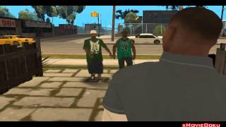 GTA SA: Franklin Trailer