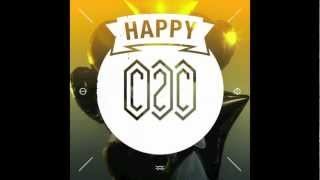 C2C Feat. Derek Martin - Happy (Instrumental)