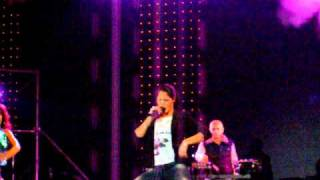 DJ Sava feat Raluk - Shake that money maker @ LIVE Zilele Bacaului 2010