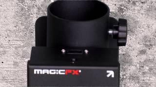 MagicFX Power Shot professional confetti machine